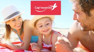 Profitez de -20% sur une sélection destinations avec Cap Vacances