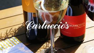 £10 Wine When You Dine at Carluccio's