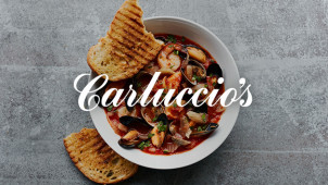 2nd Main for £1 at Carluccio's