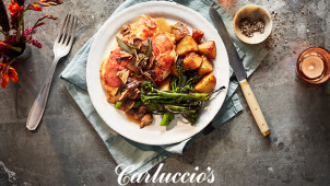 Buy One Main & Get One for £1 at Carluccio's
