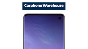 £40 Gift Card with Samsung S10, S10+, S10e Monthly Contracts at Carphone Warehouse