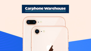 £60 Gift Card with iPhone 8, 8 Plus and iPhone X Pay Monthly Contract Orders at Carphone Warehouse