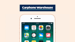 Apple iPhone 8 From £49 Per Month at Carphone Warehouse