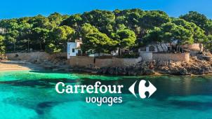 20€ de remise sur vos vacances avec Carrefour Voyages !