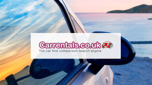 Car Hire From Only £1.50 Per Day at Carrentals