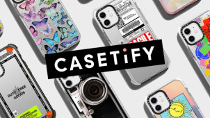 Spring Clean Your Phone Case Game with 15% Off at Casetify