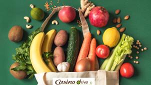 15€ de remise sur votre première commande sur l'application Casino drive