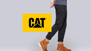 Extra 15% Off Outlet Orders at Cat Footwear