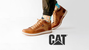 25% Off Orders at CAT Footwear
