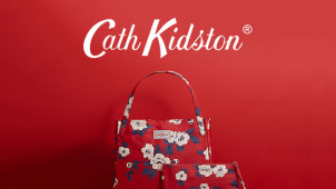 Find 40% Off in the Mid Season Sale at Cath Kidston