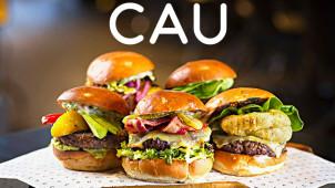 2 Courses for £10.95 at CAU Steak Restaurants