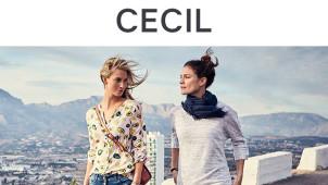 15% Rabatt auf Alles ab 49€ bei Cecil