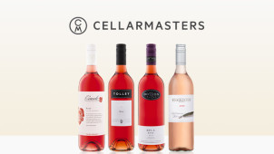 12 Bottles of Rose For $99 at Cellarmasters