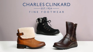 5% Off First Orders at Charles Clinkard