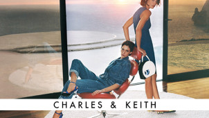 Privilege Members - 10% Discount at Charles & Keith