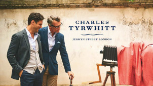15% Off Orders this Black Friday at Charles Tyrwhitt