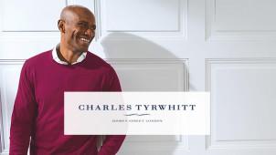 £15 Off Orders Over £75 at Charles Tyrwhitt