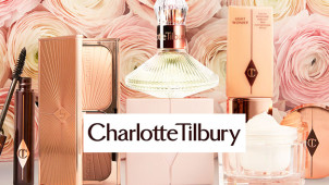 2 Free Samples Per Order at Charlotte Tilbury