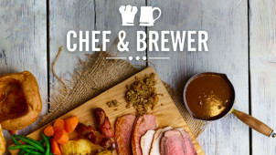Free 3rd Course with Mother's Day Set Menu Bookings at Chef and Brewer
