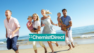 £5 Gift Card with Orders Over £95 at Chemist Direct