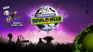 Pre-book Halloween Evening Tickets from £28 at Chessington World of Adventures