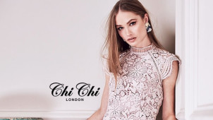 50% Off Full Price Shoes, Bags & Accessories with Dress Orders at Chi Chi London
