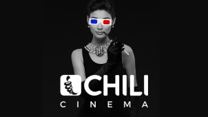 50% Off First Film at CHILI Cinemas