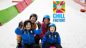 30% Off Snow Activities with Membership at Chill Factore