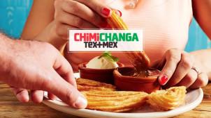 40% Off Mains at Chimichanga