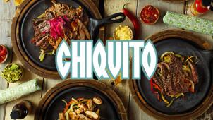 25% Off Mains at Chiquito