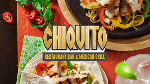2 for 1 Tortillas & Fajitas Tuesdays at Chiquito