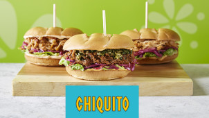 Find Up to 20% Discount on all Click & Collect Orders at Chiquito