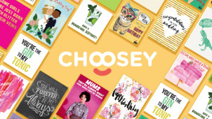 40% Off Cards at Choosey