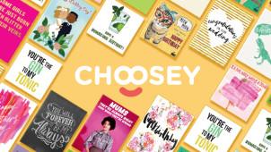 40% Off Greetings Card Orders at Choosey