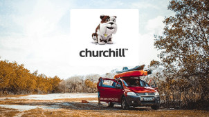 £30 Gift Card with Car Insurance Orders at Churchill Car Insurance
