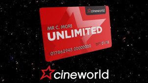 2 for 1 Cinema Tickets with Meerkat Movies at Cineworld