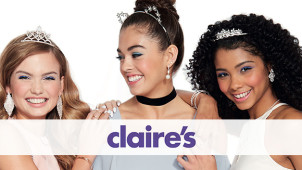 20% Off First Orders with Newsletter Sign-Ups at Claire's