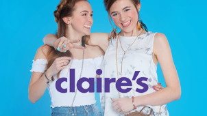 40% Off Selected Orders this Black Friday at Claire's Accessories