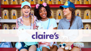 40% Off Orders at Claire's Accessories