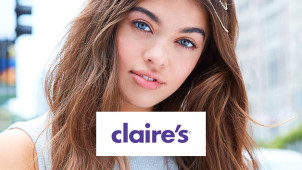 Up to 50% Off in the Sale at Claire's Accessories