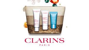 Free Winter Face Moisturising Kit with Orders Over £50 at Clarins