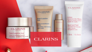 30% Off in the Winter Sale at Clarins