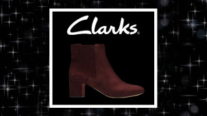 20% Off Adult Styles & Accessories this Black Friday at Clarks - Available Now!