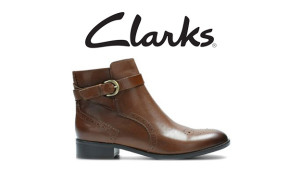 25% Off Adult's Dress Styles at Clarks - Black Friday Special
