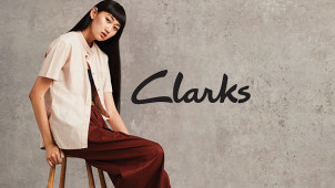 Free Delivery on Orders Over £50 at Clarks