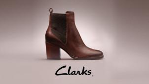 Gagnez une paire de chaussure en s'inscrivant à la newsletter chez Clarks