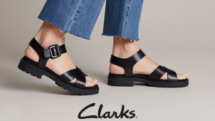 Up to 50% Off Orders Plus an Extra 10% Off a Second Pair at Clarks - Further Reductions