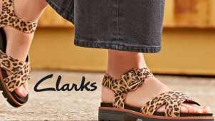 10% Off First Orders with Newsletter Sign-ups at Clarks