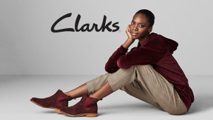 Save 10% on Your Next Order with a Newsletter Sign-up at Clarks