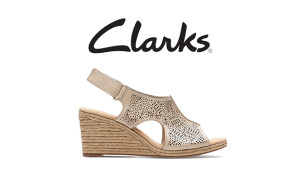 New Styles Added to the up to 60% Off Summer Sale at Clarks - Further Reductions!